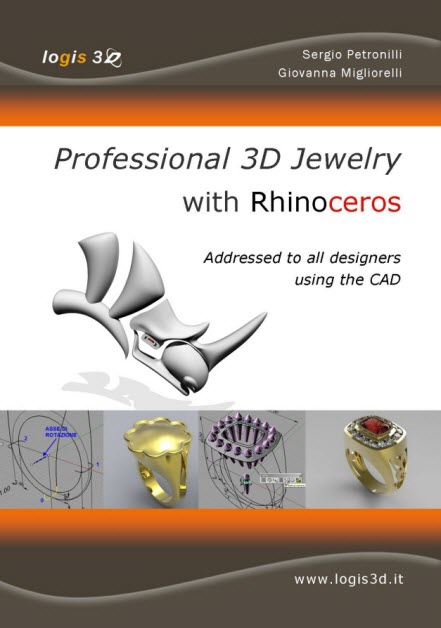 Professional 3D Jewelry with Rhinoceros