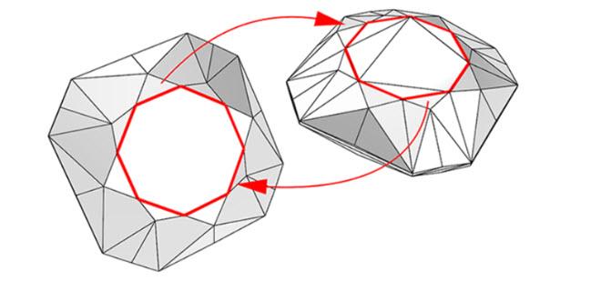 04_logis3d ngons delle mesh