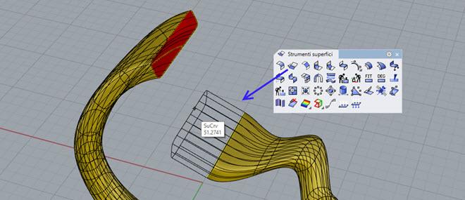 12_logis3d Comando estendi interattivo