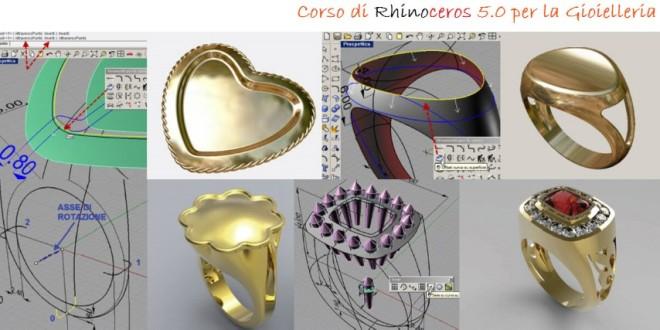 CORSO PROGETTARE LA GIOIELLERIA IN 3D CON RHINOCEROS_5_5 (Small)