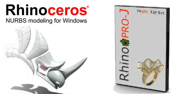 LOGIGIS3D RhinoPro-J Rhino5