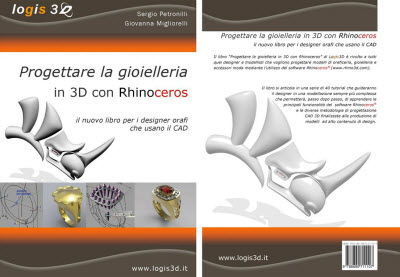 Progettare la gioielleria in 3D con Rhinoceros (Iva compresa)
