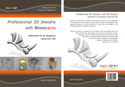 Professional 3D Jewelry with Rhinoceros 400px