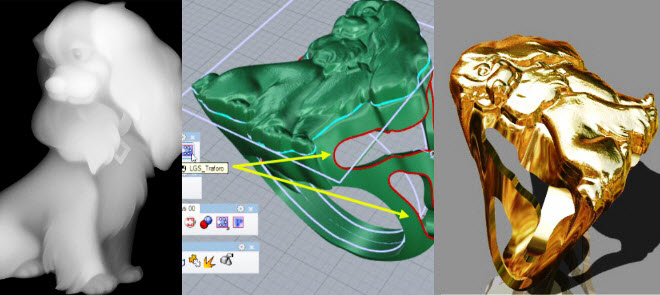 logis3d rhino dog ring_08 artotools