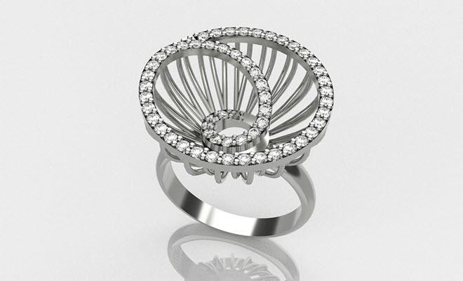 logis3d pro-j halix ring